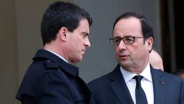 Le président compte garder Manuel Valls en poste, mais n'exclut pas un éventuel remaniement ministériel.