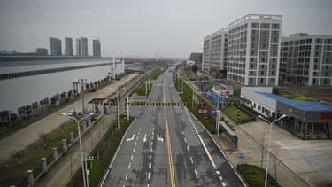 - Image d'illustration - Wuhan en quarantaine.