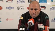 """La Rochelle - Lyon : """"On n'a pas mérité de prendre quoi que ce soit"""", analyse Mignoni"""