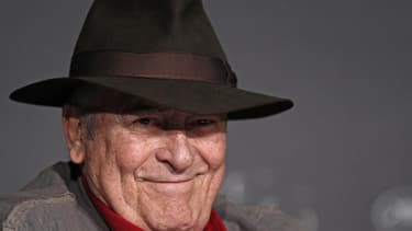 Le réalisateur italien Bernardo Bertolucci présidera le jury de l'édition 2013 du festival de cinéma de Venise, qui se déroulera du 28 août au 7 septembre. /Photo d'archives/REUTERS/Jean-Paul Pélissier