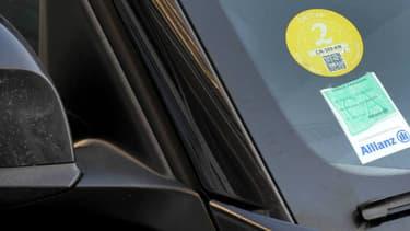 Pour le moment, les diesel les plus récents peuvent au mieux apposer une vignette Crit'Air 2 sur leur pare-brise.