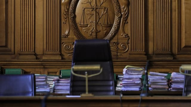 Image d'illustration d'un tribunal français