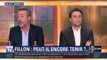 """François Fillon: """"Je suis un combattant"""" (2/2)"""