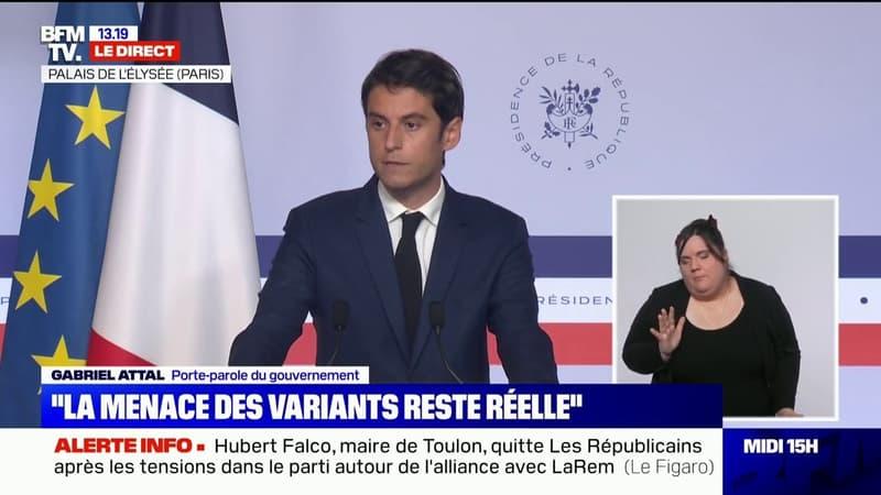 """Quarantaine obligatoire: Gabriel Attal annonce que de nouveaux pays seront concernés """"dans les prochaines heures"""""""