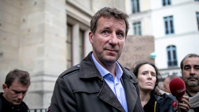 Le député européen d'EELV Yannick Jadot - Image d'illustration