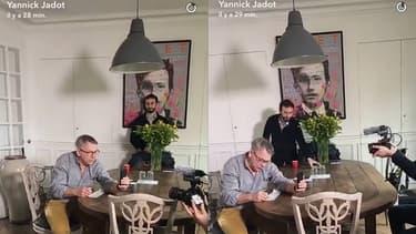 Philippe Torreton soutient Yannick Jadot