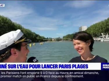 Les Vacances du Petit Colas : Ciné sur l'eau pour lancer Paris Plages