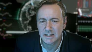 """L'avatar de Kevin Spacey dans le jeu vidéo """"Call of Duty"""", en vente mardi."""