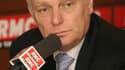 Jean-Marc Ayrault, Président du groupe socialiste à l'Assemblée nationale et Maire de Nantes