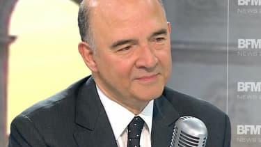 Pierre Moscovici a alerté sur l'urgence de relancer l'économie via la Commission européenne.