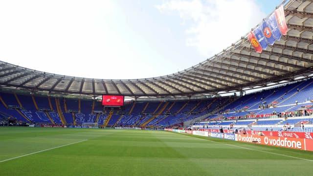 Stade olympique Rome