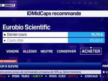 Pépites & Pipeaux: Eurobio Scientific - 22/10