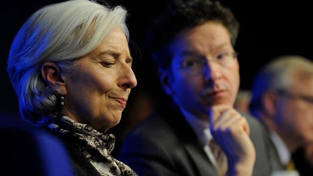 Christine Lagarde est accusée de négligence dans l'affaire Tapie.