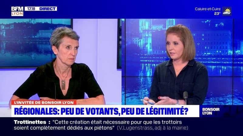 """""""Il est temps de renouveler la démocratie et d'impliquer les citoyens"""": Fabienne Grébert réagit à l'important taux d'abstention pour le premier tour des régionales"""