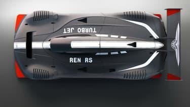 Le teaser de la supercar de Techrules, la Ren RS, qui sera dévoilée à Genève.