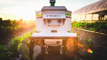 La robotique améliore la productivité et diminue la pénibilité du travail des agriculteurs