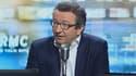Christian Paul, député PS de la Nièvre, ce jeudi chez Jean-Jacques Bourdin.