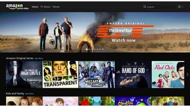 Le service de streaming vidéo Amazon Prime Video a été lancé aujourd'hui en France.