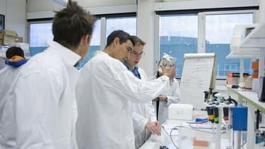 La France gagne quatre places au classement 2013 de l'innovation.