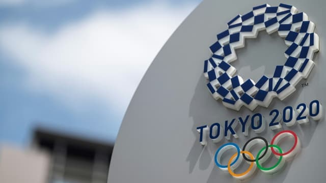 Logo des Jeux olympiques de Tokyo