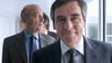 """Alain Juppé et François Fillon sont d'accord pour dire que l'attitude de François Hollande dans la crise grecque a été """"désolante""""."""