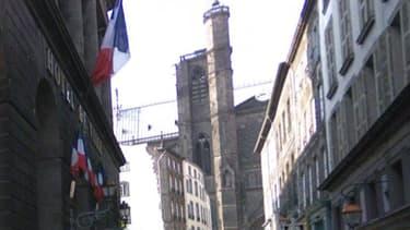 La mairie de Clermont-Ferrand