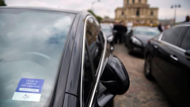 Un faux VTC a été interpellé à Paris pour escroqueries. (Photo d'illustration)