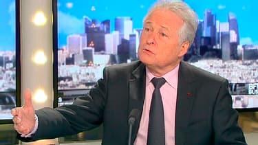 Jean-François Roubaud, le président de la CGPME, était l'invité d'Hedwige Chevrillon dans le Grand Journal ce 16 janvier.