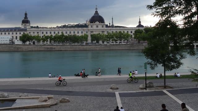 Les rives du Rhône à Lyon (Photo d'illustration)