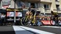 Limoges a accueilli une étape du Tour de France 2016.