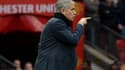 José Mourinho à Old Trafford