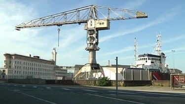 Le sud-coréen STX détient deux-tiers des chantiers navals de Saint-Nazaire.