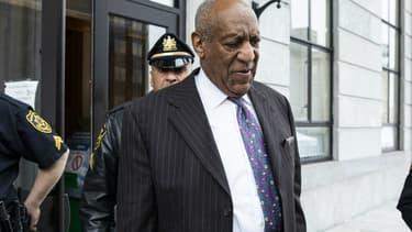 Bill Cosby le 9 avril 2018