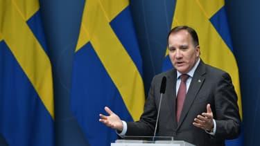 Stefan Löfven, Premier ministre de la Suède.