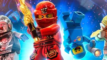 Lego lance Lego Dimensions.