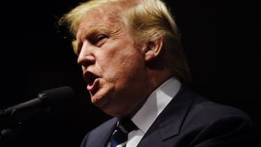 Donald Trump s'est attaqué au coût du programme de l'avion militaire F-35.