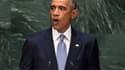 Barack Obama s'exprimait mercredi à la tribune des Nations Unis.
