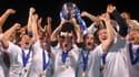 Les Bleues lors de leur victoire au Tournoi des VI Nations