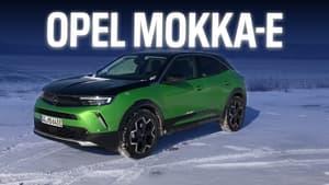 Essai - Opel Mokka-e, quelle autonomie par temps de froid ?