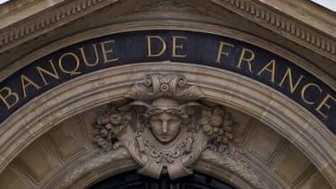 La Banque de France ne touche pas à ses prévisions.