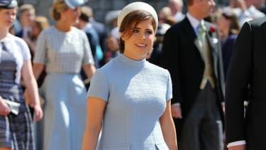 La princesse Eugénie d'York