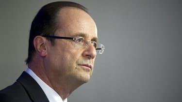 Le chef de l'Etat a réaffirmé sa confiance dans la politique du gouvernement Ayrault