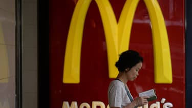 McDonald's possède déjà 2.200 restaurants en Chine.
