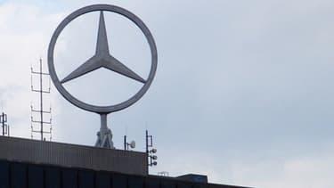 Mercedes va attaquer la décision de la France de bloquer ses immatriculations.
