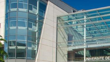 Faculté de Droit, des Sciences Économiques et de Gestion de Rouen (image d'illustration).