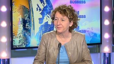Muriel Pénicaud, la directrice générale de Business France, était l'invitée de Stéphane Soumier dans Good Morning Business ce 23 mars.