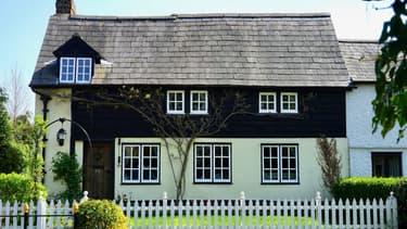 Une maison (photo d'illustration)