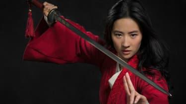 Liu Yifei incarne Mulan