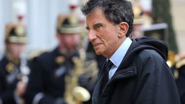 Jack Lang - Ludovic Marin - AFP