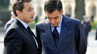Le gouvernement français et Nicolas Sarkozy connaissent un regain de popularité au mois de mai selon un sondage Ifop paru ce lundi. Le chef de l'Etat obtient 41% de bonnes opinions dans le baromètre Ifop pour Paris Match, contre 38% au mois d'avril. Le Pr